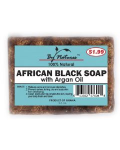 BYN BLACK SOAP ARGAN