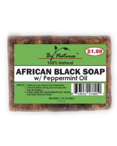 BYN BLACK SOAP PEPPERMINT