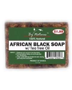 BYN BLACK SOAP TEA TREE