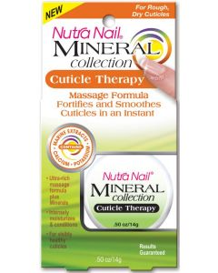 NUTRA NAIL MINERAL CUTICLE THE