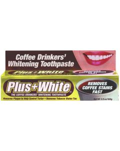 P+W TOOTHPASTE COFFEE DRINKER
