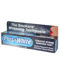 P+W TOOTHPASTE SMOKERS
