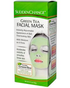 SC GREEN TEA FACIAL MASK