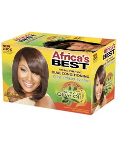 Africa's Best Olive Oil No-Lye Relaxer System, Regular