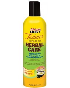 Africa's Best Texture Herbal Care Shampoo