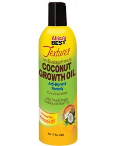 Africa's Best Texture Coconut Growth Oil