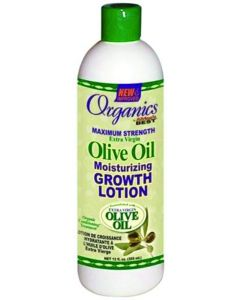 Africa's Best Organics Olive Oil Gro Lotion