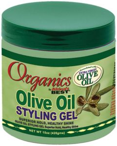 Africa's Best Organics Olive Oil Style Gel