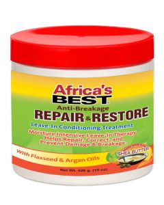 Africa's Best  Repair & Restore Lv-in Treatment