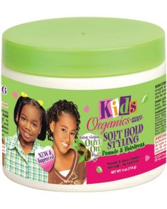 Africa's Best Organics Kids Soft Hold Styling Pomade Hairdress
