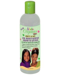 Africa's Best Organics Kids Olive Oil Growth Lotion