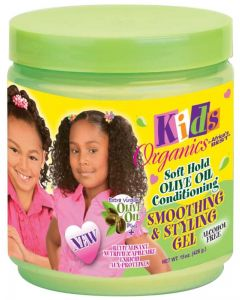 Africa's Best Organics Kids Olive Oil Smoothing Style Gel