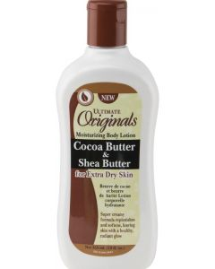 AB ORG ULTIMATE BODY LOTION