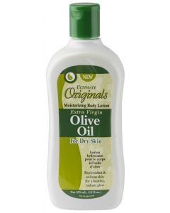 Ultimate Organics Olive Body Lotion