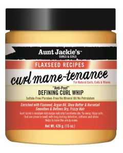 Aunt Jackie's Flax Curl Mane Defining Curl Whip