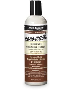 Aunt Jackie's Coconut Crème Recipes Coco Wash Coconut Milk Conditioning Cleanser