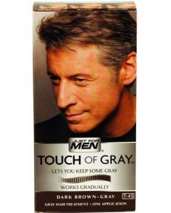 JFMEN TOUCH OF GRAY [BLACK]