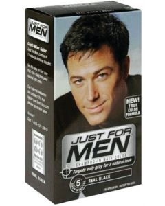 Just For Men 55, Real Black