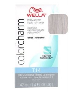 Color Charm Toner #T14, Pale Ash Blonde