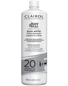 Clairol Pure White 20 Volume, 32 oz