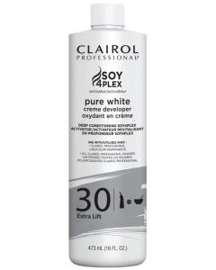 Clairol Pure White 30 Volume, 16 oz