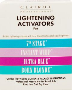 CLAIROL LIGHTN ACT PAC [DP/24]