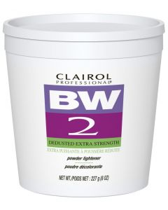 Clairol BW2 Powder Lightener Tub, 8 oz