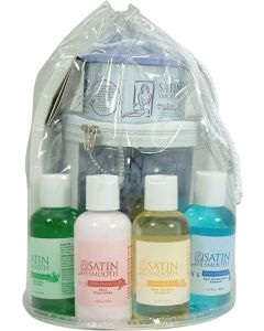 Satin Smooth Student Wax Kit
