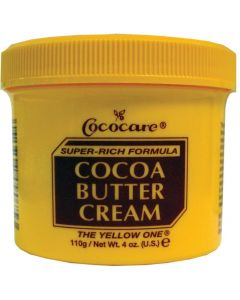 Cococare Cocoa Butter Super-Rich Formula Cream, 4 oz
