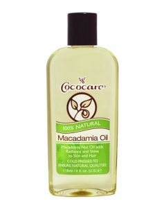 Cococare 100% Natural Macadamia Oil