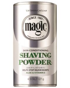 Magic Shave Powder [Plat/cond]