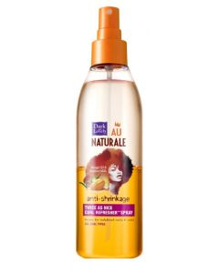 Dark And Lovely Au Naturale Anti Shrinkage Curl Refresher