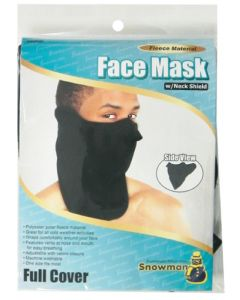 WIN FACE MASK NECK SHIELD FLEE
