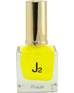 J2 N/POLISH 025-2 FUNKY YELLOW