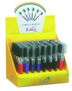 EDEN EYEBROW BRUSH & COMB MIN