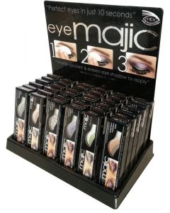E/MAJIC 36PC DISPLAY- 6 SHADES