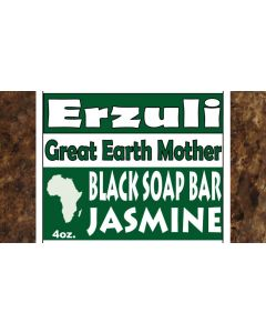 ERZULI BLACK SOAP [JASMINE]