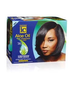 IC ALOE OIL RELAXER KIT SUP