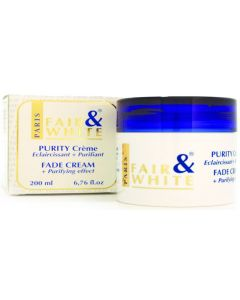 F&W FADE CREAM [PURITY CREME]
