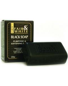 F&W BLACK SOAP