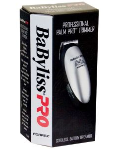 Babyliss Fx Trimmer Palm Pro