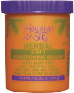 H/SILKY HERBAL 3N1 COND RELAX