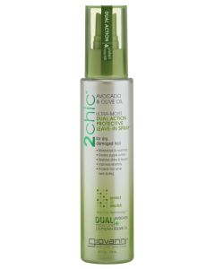 Giovanni 2chic Avocado & Olive Oil Ultra-Moist Dual Action Protective Leave-In Spray