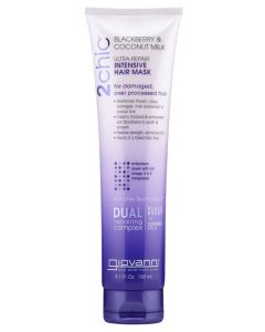 Giovanni 2chic Repairing Hair Mask with Blackberry & Coconut Milk