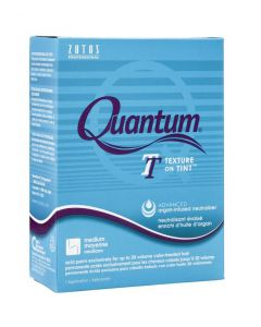 QUANTUM TT TEXT PERM [BLUE]