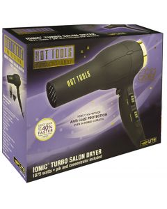 Hot Tools Ionic Turbo Dryer - Gold