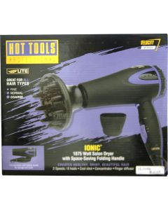 HOT TOOL DRYER TRAVEL FOLD