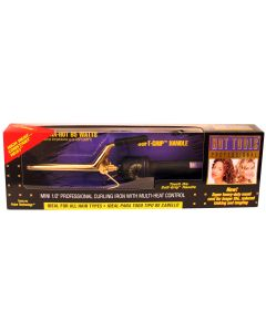 """Hot Tools Gold Spring Curling Iron 1/2"""""""