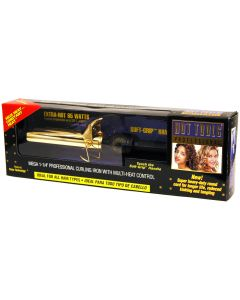 """Hot Tools Gold Spring Curling Iron 1-1/4"""""""