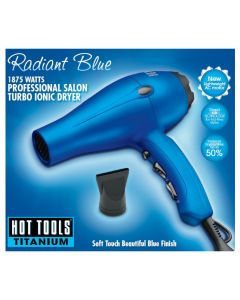 HOT TOOL DRYER RADIANT BLUE 1875W